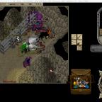 Jeder Höhlenwinkel wird durchsucht